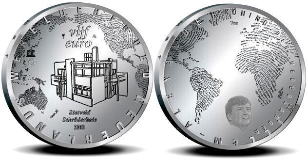 Pa ses bajos emite moneda conmemorativa 5 euros casa - Amuebla tu casa por 1000 euros ...