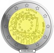 Letonia_2€_2015_30BE