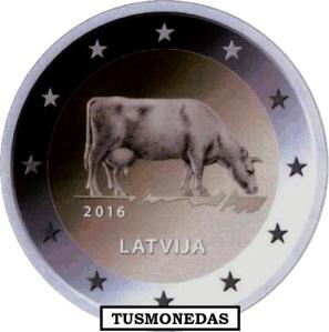 Letonia_2€_Vaca_2016