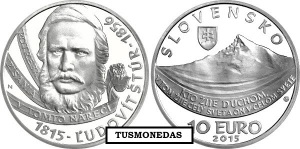 Slovakia 10€ plata