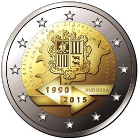 Andorra_2015_2€_AcuerdoAduanero