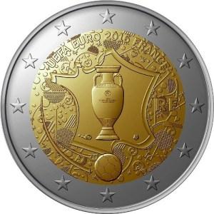 Francia_2€_2016_UEFA