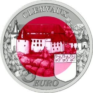 Luxemburgo_5€Castillo-Clervaux