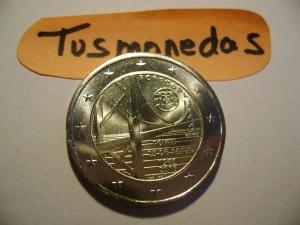 2€ PORTUGAL 2016 PUENTE