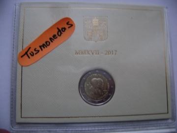 2€ VATICANO MARTIRES 2017