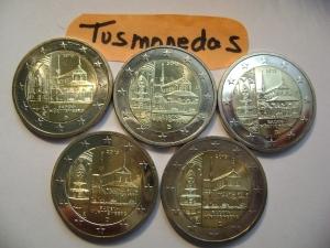 2€ ALEMANIA 2013 5 CECAS