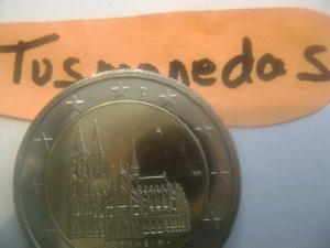 2€ ALEMANIA ERROR 2011